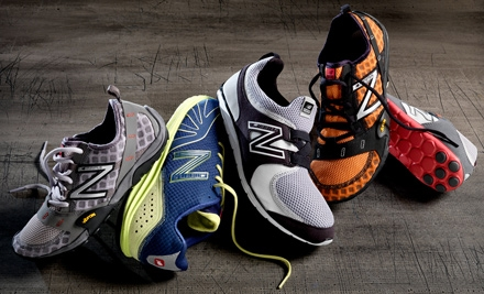 $25 for $50 Worth of Athletic Shoes and Apparel at New Balance