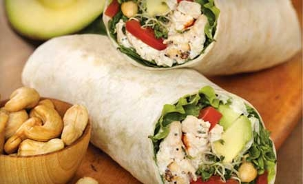 Nutritious Sandwiches, Soups, and Salads or Catering from Roly Poly (Half Off)