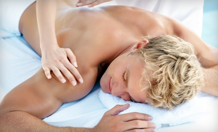 60- or 90-Minute Deep-Tissue Massage or Massage Sampler at Mountain Magic Massage in Soldotna (Up to 54% Off)