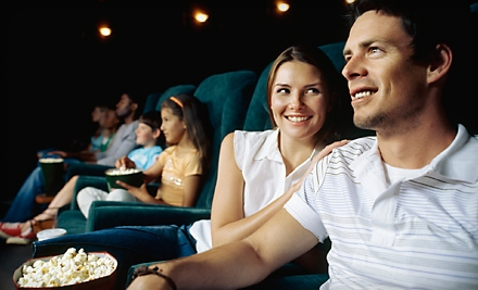 $12 for a Movie Night for Two with Large Popcorn at Columbia Place Stadium Cinemas (Up to $24 Value)