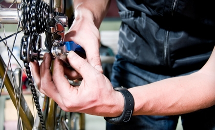 A.T.D Tune-Up for One or Two Bikes at This Bike Life (Up to 63% Off)