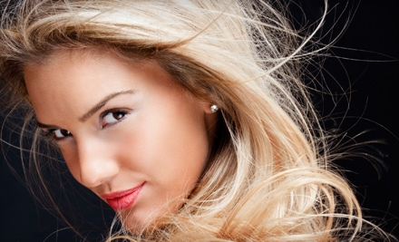 $49 for Partial Highlights, Haircut, and Conditioning Treatment at Creative Concepts Hair & Nail Salon ($115 Value)
