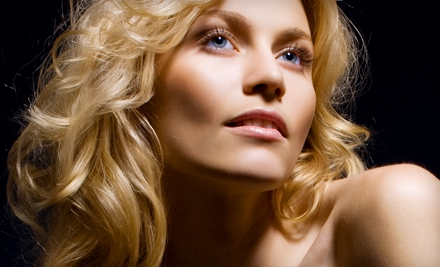 $34 for a Salon Package with Cut, Style, and Moroccan Oil Treatment at Euphoria The Salon in Simi Valley ($80 Value)