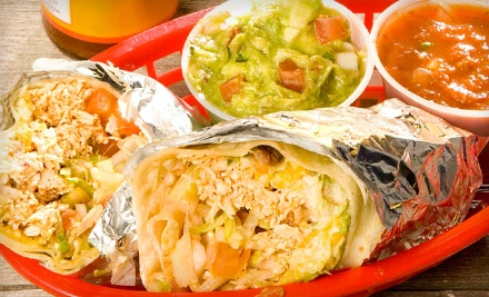 $6 for $12 Worth of Tex-Mex Fare at Fuzzy's Tacos