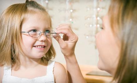 $50 for Eye Exam, Prescription Lenses, and $141 Toward Frames at Joslin Family Eyecare (Up to $299 Value)