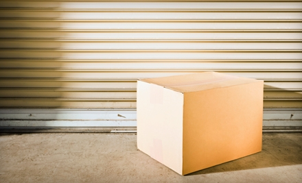$49 for One Month of Storage in a 10'x10' Unit at Red Stick Self Storage (Up to $130 Value)