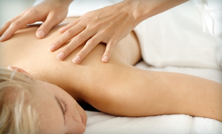 $39 for a Spa Package with Massage, Exfoliation, and Drink at Pure Daily Bliss Day Spa in Norco (Up to $79 Value)