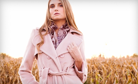 $20 for $40 Worth of Clothing and Accessories at Blush Boutique