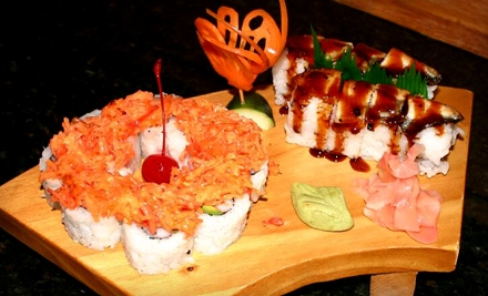 Japanese Fare for Lunch or Dinner at Fuji Sushi Bar & Grill (Up to 53% Off)