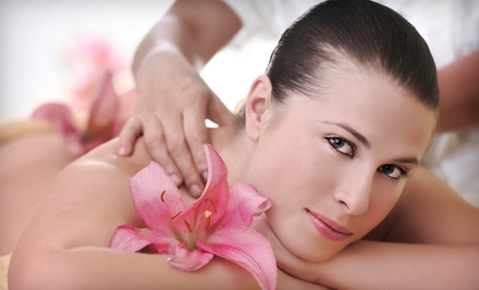 One or Three Facials or Swedish Massages at Salon D Squared in Haslet (Up to 60% Off). Two Options Available.