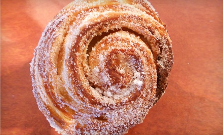 $10 for $20 Worth of Pastries, Coffee & More at Capitola Coffee Roasters and Patisserie