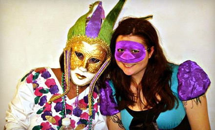 $12 for Two Tickets to the Third Annual Masquerade Party at Writers & Books ($24 Value)