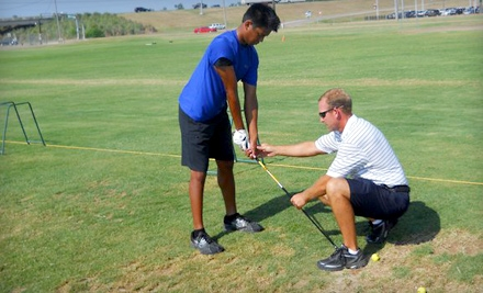 Two or Four Golf Lessons from Pete Lockwood at The Practice Tee in Bossier City (Up to 53% Off)