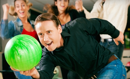 One- or Two-Hour Bowling Outing with Shoe Rental for Up to Six People at Firs Bowl (Up to 77% Off)
