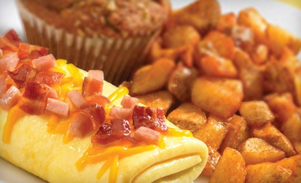 $10 for $20 Worth of American Fare and Drinks at Perkins Restaurant & Bakery