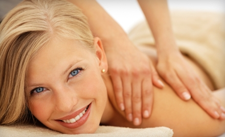 One 60- or 90-Minute Shiatsu Massage or Three 60-Minute Shiatsu Massages from Caitrin Rames, LMT (Up to 53% Off)