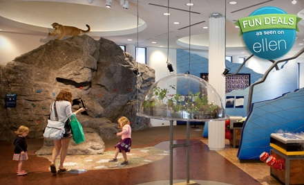 Outing for Two or Four to EcoTarium (Up to 58% Off)