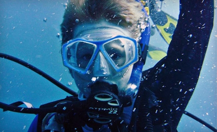$199 for a Scuba-Certification Class from Scuba Outfitters of Naples ($449 Value)