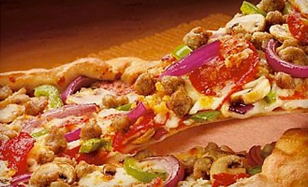 Pizza Meal or $10 for $20 Worth of American Fare at Waterboro House of Pizza (Up to 53% Off). Three Options Available.