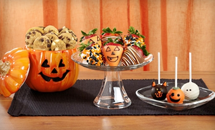 $15 for $30 Worth of Halloween Gift Baskets from Cherry Moon Farms