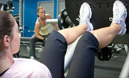 $39 for a Two-Month Membership to Nova Gyms ($189 Value)
