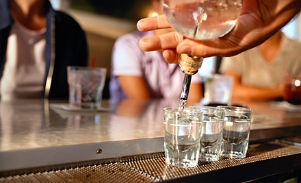One Bartending Class or Four Weeks of Bartending Classes at Ibiza Bartending Academy in Huntington Beach (Up to 67% Off)