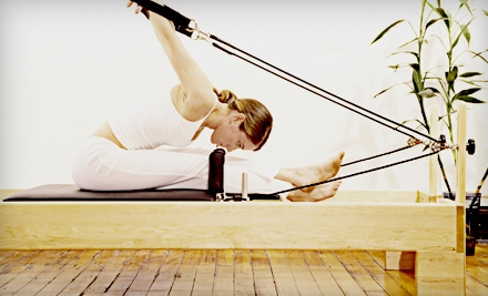 $39 for Five Pilates, Yoga, or Fitness Classes at IM=X Pilates Studio ($225 Value)
