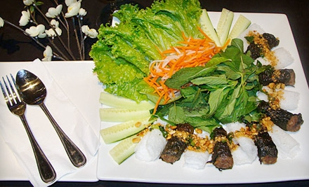 $20 for an Authentic Vietnamese Meal for Two at Miss Sai Gon Bar & Grill (Up to $43.85 Value)