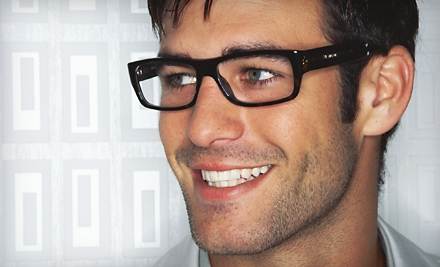 $50 for $200 Worth of Frames, Prescription Lenses, and Sunglasses at Stanton Optical