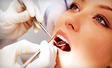 $49 for an Exam, X-ray, and Cleaning at Williams' Family Dentistry in Malvern