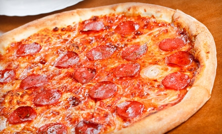 $15 for $30 Worth of Italian Fare at Red Rock Pizza