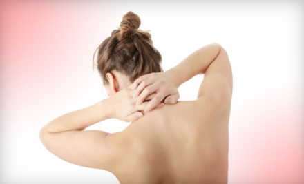 $39 for Electrical Acupuncture and Chiropractic Therapy Session at Titan Chiropractic ($410 Value)