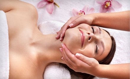 $40 for a Rejuvenation Package with Facial and a Relaxation Massage at Hair International Salon and Spa ($80 Value)