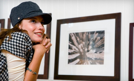 Frames and Framing Services at Westport Picture Framing (Up to 67% Off)