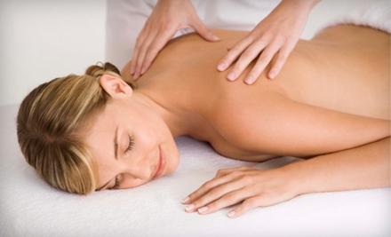 Swedish Massage and Back Polish, Hot-Stone or Swedish Massage, or Massage Package at Momentum Massage (Up to 51% Off)