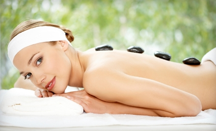 60-Minute Swedish or Hot-Stone Massage at A Moment of Peace Massage (Up to 51% Off)