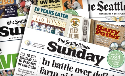 26-Week or 52-Week Sunday Subscription to
