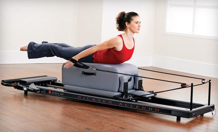 Four Drop-In Mat-Work or Reformer Classes at Pilates Plus Colorado (Up to Half Off)
