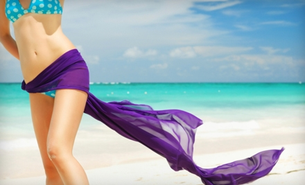 Six Laser Hair-Removal Treatments on a Small, Medium, or Large Area at Newport Beach Medspa (Up to 83% Off)