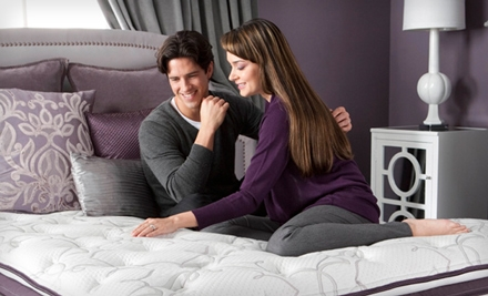 $50 for $500 Toward Select Mattress Sets at Standard TV & Appliance