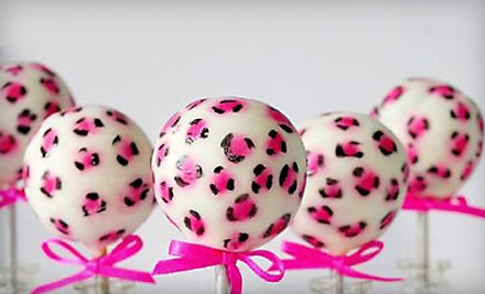 One or Two Dozen Cake Pops or Cupcakes or a Custom Cake at Oooh So Sweet (Up to 56% Off)