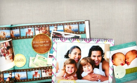 $15 for $50 Worth of Photo Books, Cards, and More from Mixbook
