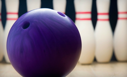 Bowling Outing with Shoe Rental for Two or Four at Oak Ridge Bowling Center (Up to 51% Off)