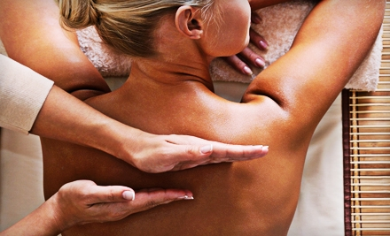 $40 for a 60-Minute Deep-Tissue or Intuitive Massage at Indigo in Balance ($80 Value)