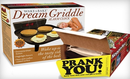 $20 for Five Prank Pack Gift Boxes from Prank Pack (Up to $40 Value)