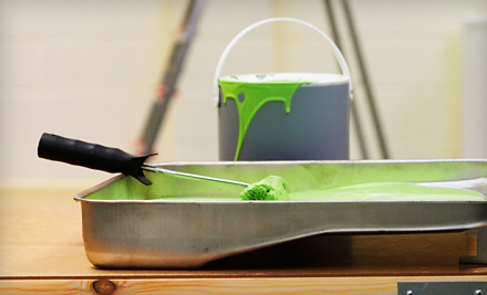 One or Two Rooms of Interior Painting or $1,000 Toward Exterior Painting from 1st Choice Home Services (Up to 65% Off)