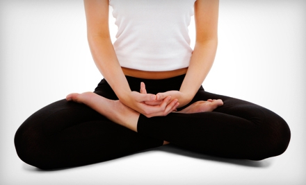 $19 for One Month of Unlimited Yoga Classes at Yasa Yoga ($170 Value)