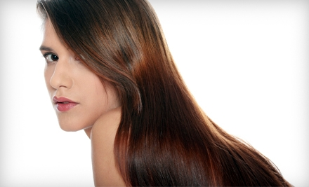 $125 for a Keratin Hair Treatment at Ma Maison of Beaute (Up to $350 Value)