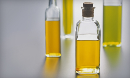 $18 for Two Bottles of Flavor-Infused Olive Oil at New Orleans Olive Oil Company ($36 Value)