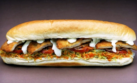 $7 for $15 Worth of Subs and Casual Fare at Mike's Subs in Kenmore
